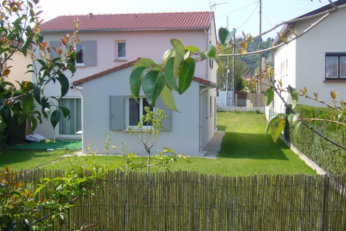 Maison - Villa bioclimatique