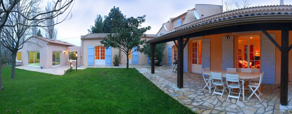 A Bourg-lès-Valence, construction de maison sur-mesure et personnalisée, à proximité de Valence
